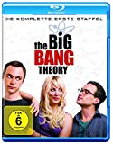 The Big Bang Theory - Staffel 1 [Blu-ray]