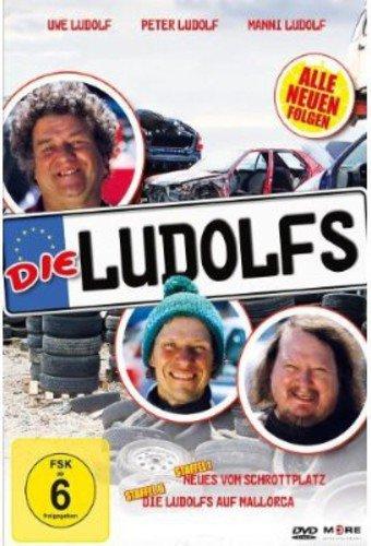 Die Ludolfs Staffel 1: Neues vom Schrottplatz & Staffel 2: Die Ludolfs auf Mallorca