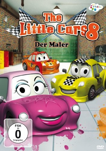 The Little Cars, Vol. 8: Der Maler
