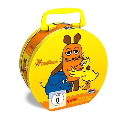 Die Maus Tin-Box 2 (Limited Edition, exklusiv bei Amazon.de) (5 DVDs)