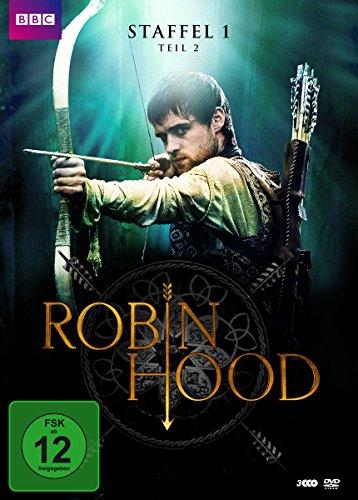 Robin Hood Staffel 1.2 (3 DVDs)