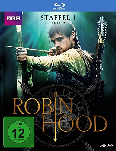 Robin Hood Staffel 1.2 [Blu-ray]