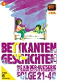 Bettkantengeschichten - Folge 21-40 (3 DVDs)
