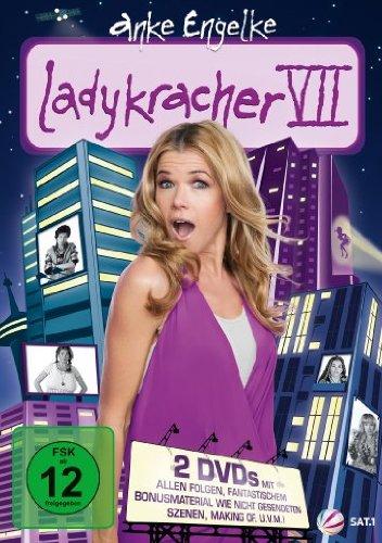 Ladykracher, Staffel 7 (2 DVDs)