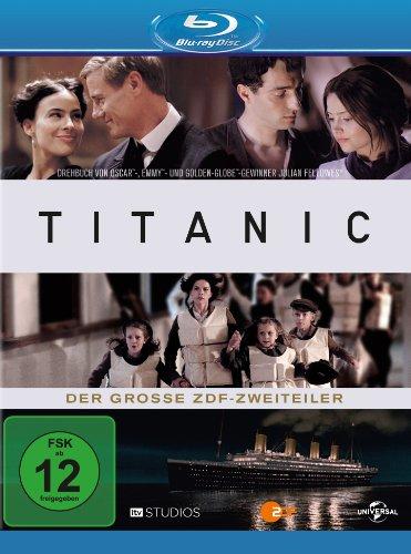 Titanic Blu-ray + Bonus-DVD
