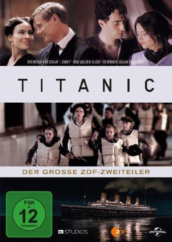 Titanic 3 DVDs
