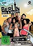 Berlin - Tag & Nacht, Vol.  1: Folgen 1-20 (4 DVDs)