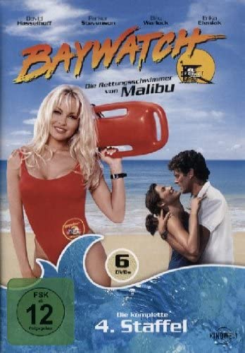 Baywatch Staffel  4 (6 DVDs)