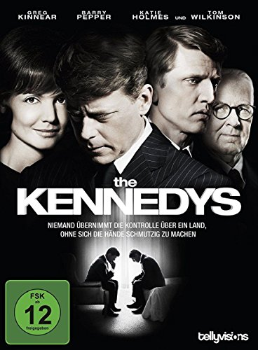 The Kennedys Die komplette Serie (3 DVDs)