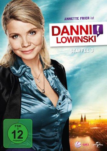 Danni Lowinski Staffel 3 (3 DVDs)