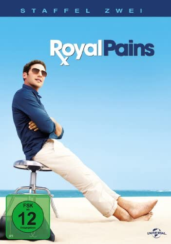 Royal Pains Staffel 2 (5 DVDs)