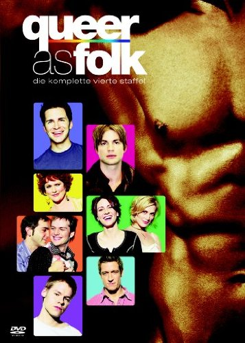 Queer as Folk Staffel 4 (Limited Edition) (4 DVDs)