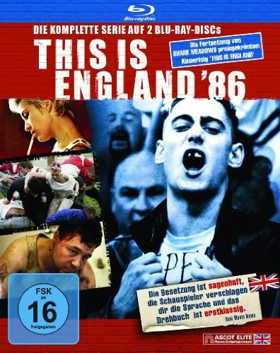 This is England '86 Gesamtbox [Blu-ray]