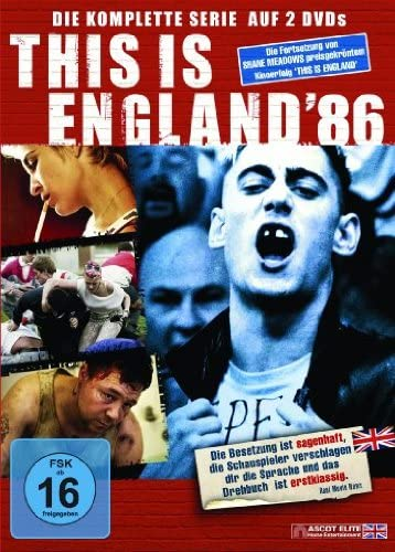 This is England '86 Gesamtbox (2 DVDs)