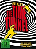 The Time Tunnel - Die komplette deutsche Staffel von 1971 (Remastered, Original-Synchro, 3D-Cover) (4 DVDs)
