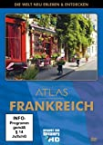 Discovery Atlas - Frankreich