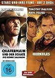 Quatermain und der Schatz des König Salomon / Herkules (2 DVDs)