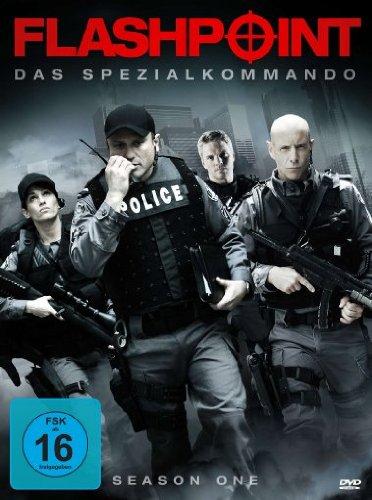 Flashpoint - Das Spezialkommando: Staffel 1 (4 DVDs)