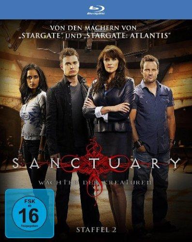 Sanctuary - Wächter der Kreaturen: Staffel 2 [Blu-ray]