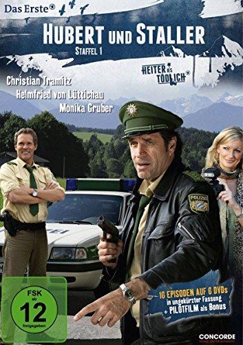 Hubert und Staller Staffel 1 (6 DVDs)