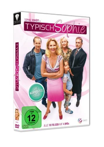 Typisch Sophie Original Soundtrack (Doppel-CD)