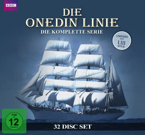 Die Onedin Linie Gesamtbox (Special Limited Edition) (32 DVDs)