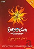 Eurovision Song Contest 2012 (3 DVDs)