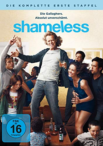 Shameless Staffel 1 (3 DVDs)
