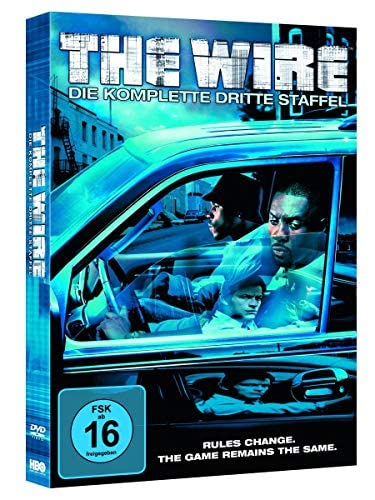The Wire Staffel 3 (5 DVDs)