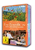 Ein Sommer in Paris/Kroatien/Elsass (3 DVDs)
