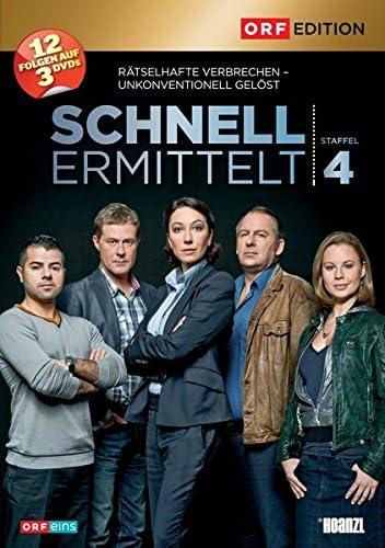 Schnell ermittelt Staffel 4 (3 DVDs)