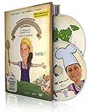 Sarah Wiener - Die kulinarischen Abenteuer der Sarah Wiener in Frankreich - Staffel 1 (2 DVDs + Buch)