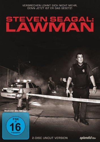 Steven Seagal: Lawman 2 DVDs