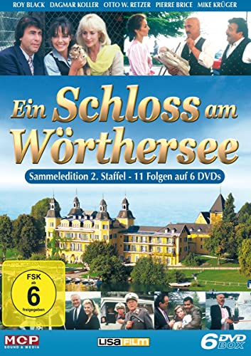 Ein Schloß am Wörthersee Sammeledition Staffel 2 (6 DVDs)