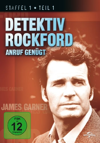 Detektiv Rockford Staffel 1.1 (4 DVDs)