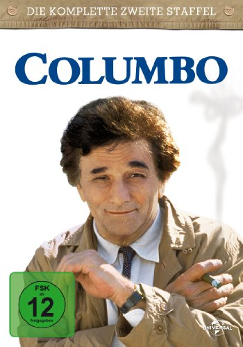 Columbo Staffel  2 (4 DVDs)