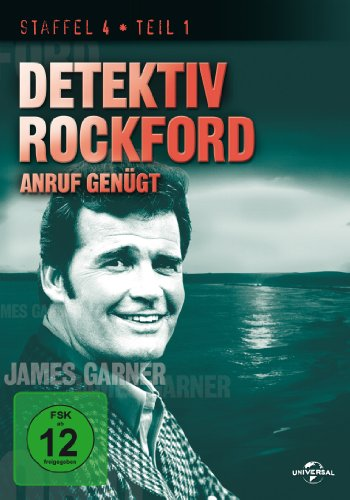 Detektiv Rockford Staffel 4.1 (3 DVDs)