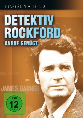 Detektiv Rockford Staffel 1.3 (3 DVDs)