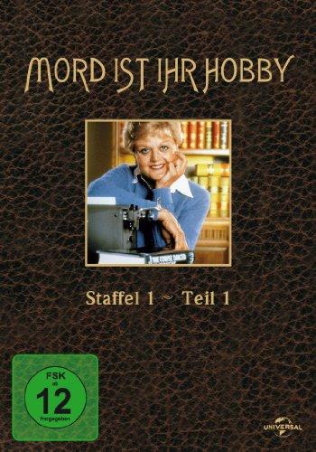 Mord ist ihr Hobby Staffel  1/Teil 1 (3 DVDs)