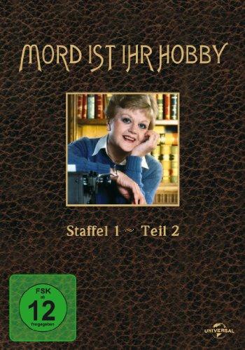 Mord ist ihr Hobby Staffel  1/Teil 2 (3 DVDs)