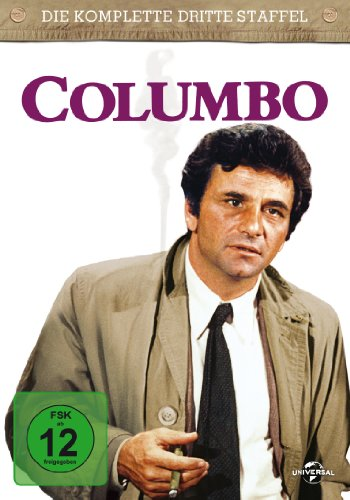 Columbo Staffel  3 (4 DVDs)
