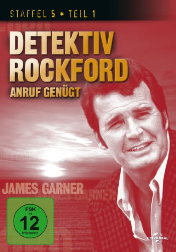 Detektiv Rockford Staffel 5.1 (3 DVDs)