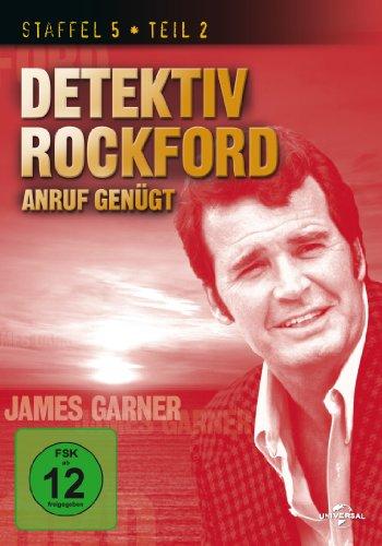 Detektiv Rockford Staffel 5.2 (3 DVDs)