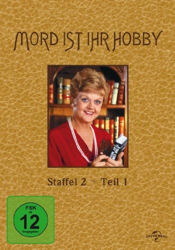 Mord ist ihr Hobby Staffel  2/Teil 1 (3 DVDs)