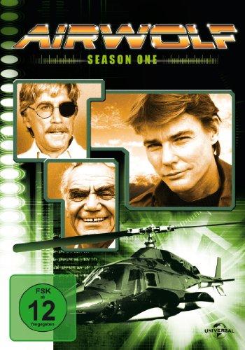 Airwolf Season 1 (3 DVDs)