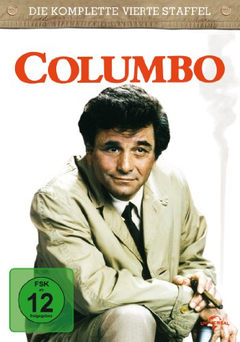 Columbo Staffel  4 (3 DVDs)