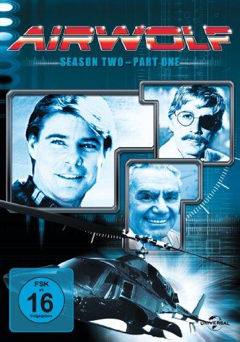 Airwolf Season 2.1 (3 DVDs)