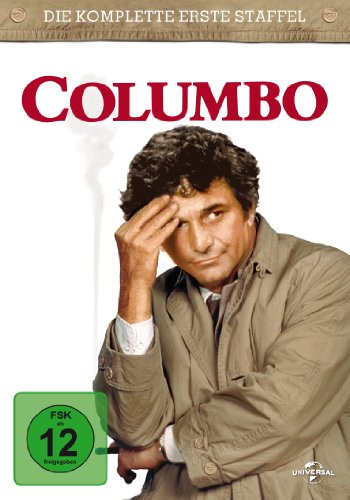 Columbo Staffel  1 (4 DVDs)
