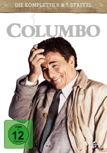Columbo Staffel  6+7 (3 DVDs)