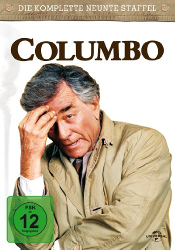 Columbo Staffel  9 (5 DVDs)